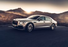 Bentley, yeni Flying Spur